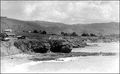 Divers Cove - Laguna Beach California - 1918