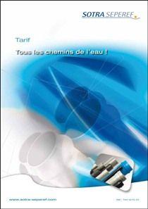 Catalogue Sotra Seperef