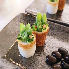 ちくわ門松ってなに? Asian Recipes, Healthy Recipes, Ethnic Recipes, Fun Cooking, Cooking Recipes, Cute Food, Yummy Food, Food Decoration, Food Design