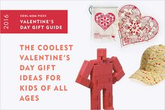 21 cool Valentine's Day gift ideas for kids, tweens and teens | Cool Mom Picks