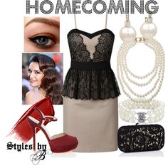 """""""Homecoming6"""" by bryanaellen on Polyvore"""