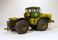 "K-700a ""Kirovets""  Balaton modell 1:35  by Eugene Tur"