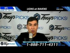 Detroit Lions vs. Baltimore Ravens Free NFL Football Picks and Predictio...