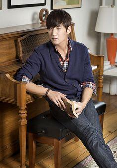 CHOI JIN HYUK IN CREMIEUX'S F/W 2013 ADS