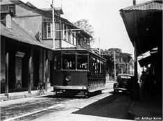 THE TRAMWAYS OF TRINIDAD & TOBAGO