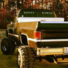 jacked up trucks chevy Jacked Up Chevy, Lifted Chevy Trucks, Gm Trucks, Chevy Pickups, Diesel Trucks, Cool Trucks, Pickup Trucks, Chevrolet Trucks, Dually Trucks