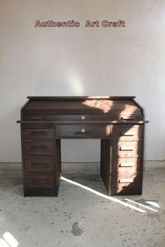 Starý americký psací stůl
