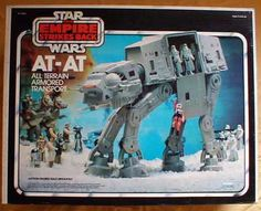 Kenner AT-AT (All Terrain Armored Transport)