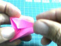 Origami video: Origami Estrela Coreana - Korean Star Webseite mit ausgesuchten Videoanleitungen