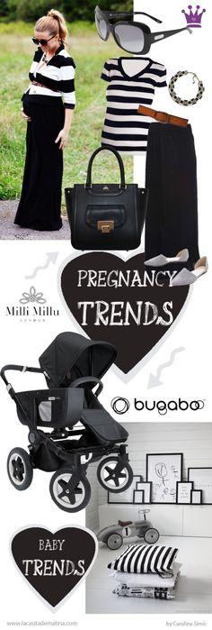 Moda Premamá, Pregnancy trends  www.lacasitademartina.com