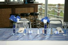 head table for my sister in laws wedding