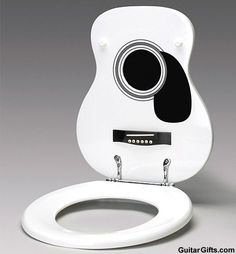 This is the most beautiful toilet seat I've ever seen! :)