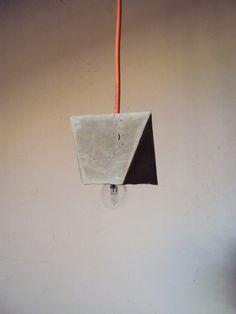 MAGRITTE | PROTOTIPO  #concrete #lamp #diy