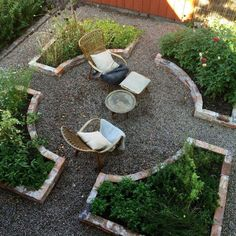 garden inspiration raised beds Before and after Köksträdgården Sara BakarMake this larger with fire pit in the middle gardenpl Raised Vegetable Gardens, Vegetable Garden Design, Raised Garden Beds, Raised Beds, Vegetable Gardening, Container Gardening, Gardening Tips, Raised Bed Garden Layout, Gardening Direct