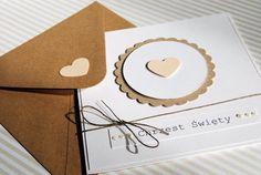 Kartka na Chrzest Święty (sprzedawca: anamaj), do kupienia w DecoBazaar.com Baptism Cards, Christening Card, Scrapbook Cards, Scrapbooking, Invitation Cards, Invitations, Garden Party Wedding, New Baby Cards, Love Cards