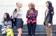 Vogue Daily — In love with these Laveer jackets by Kate Ciepluch, Fashion Director of Shopbop.