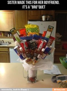 Going to try to make this for my Marine. :) when i surprise him in just a week! :D