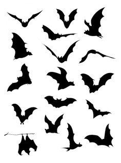 bats - Halloween Pictures Bats