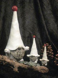 """Wichtel """"Der weiße Tomte"""" ca. 25 cm hoch #Weihnachten #christmas #xmas"""