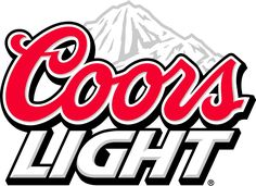 Coors light stencil