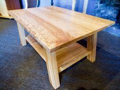 Tas Oak Birds Eye Coffee Table