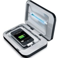 PhoneSoap: Sanitize  Charge Your Phone @ EpicBomb.com
