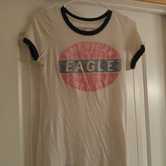 AE Top Cute American Eagle Tee American Eagle Outfitters Tops Tees - Short Sleeve