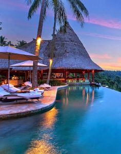 The Viceroy Bali Resort Hotel -Travel destination, honeymoon travel ideas