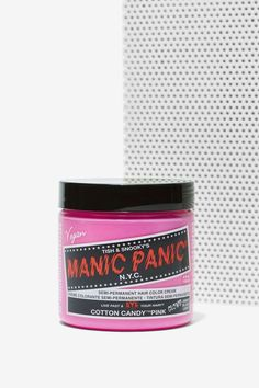 Manic Panic High Voltage Hair Color - Cotton Candy | Shop Accessories at Nasty Gal!