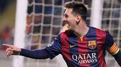 Messi supera el récord de Raúl con otro 'hat-trick' en la fácil victoria del Barça en Chipre