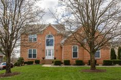 Home for sale at 1217 Crosstimbers Dr Louisville, KY 40245 with the MLS #1470010 in the Polo Fields subdivision in Jefferson County.