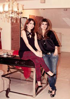 Ayesha-Somaya Luxury Pret And Semi-Formals Eid Exhibition
