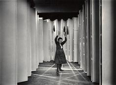 Louise Bourgeois inside Haus der Kunst