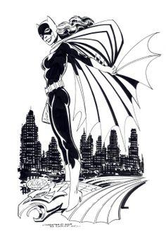 Batgirl by John Byrne