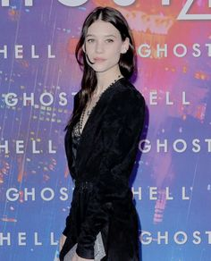 Astrid Berges Frisbey, Ghost In The Shell, Paramount Pictures, Movie Posters, Movies, Films, Film Poster, Cinema, Movie