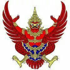 Der Garuda, das Staatswappen