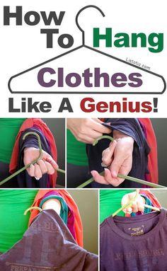14 Top Clothing Hacks Every Woman Should Know   www.ladylifehacks.com