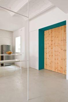 CaSA Colombo and Serboli Architecture, Roberto Ruiz · Rocha Apartment