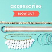 Take a look at the Blow-Out: Women's Accessories event on #zulily today!