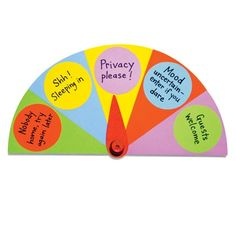Mood Dial - This is a unique and fun idea and is perfect for your tween or teen!