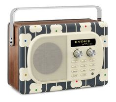 #Vintage #Dab #Radio #Design - Evoke Mio by Orla Kelly from Pure