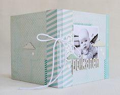 Baby album for baby boy by Anski