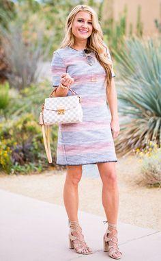 Topshop Knit Dress Louis Vuitton Croisette Gucci Aviators Striped Ivanka Trump