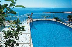 Eden Roc Hotel - Positano - Italy
