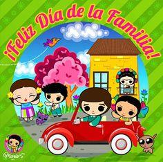 Familia: Dónde la vida comienza y el amor nunca termina. #FelizDíaDeLaFamilia #DíaDeLaFamilia #MaríasINC #FelizDomingo #Familia