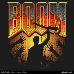 BOOM T-Shirt | $10 Army of Darkness tee from RIPT today only!