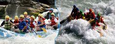 River Rafting at Second Life Resorts