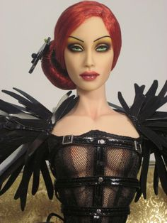 Couture Swallow Sybarite by Superdoll | The Toy Box Philosopher