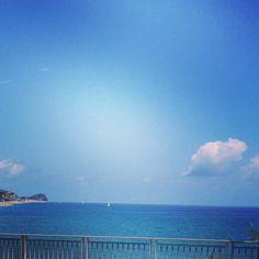 Sea ❤ #sea #italy #love