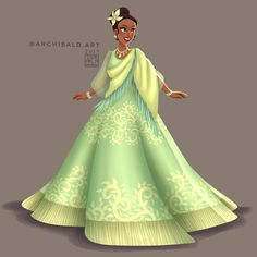 The Princess and the Frog: Tiana